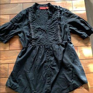 Black Tunic blouse